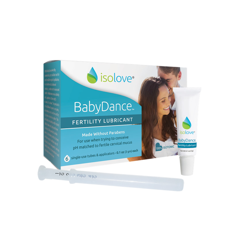 Fertility Lubricant Baby Dance 不伤精子助孕润滑剂